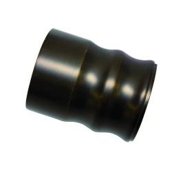 Windsor 25mm végkupak bronz