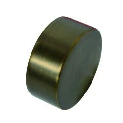 Végzáró Ø 20 mm Bronz