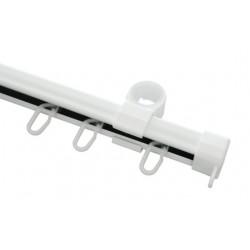 U- sín fém Fehér 110