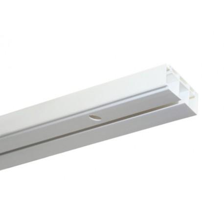 GK függönysín 1 soros fehér 120cm