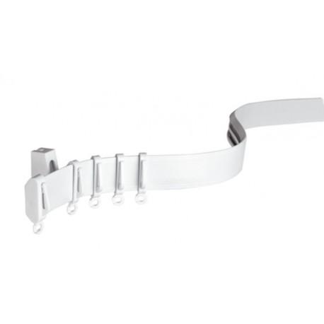 Flexline hajlítható függönysín 700cm fehér