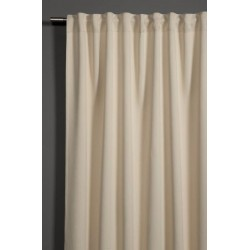 Kész függöny Fényzáró / Blackout natur színben / mérete: 140 cm széles 245cm magas